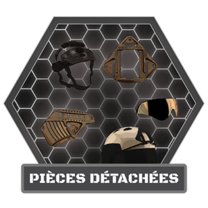 FRPIECES DETACHEES