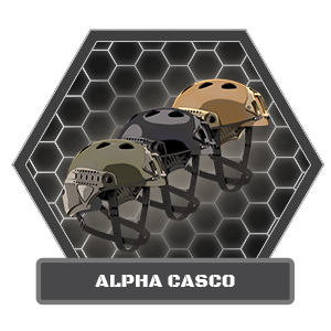 casques alpha - ES